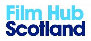 Film Hub Scotland Logo V3 CMYK